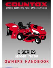 countax garden tractor owner s handbook manual pdf download rh manualslib com