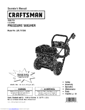 craftsman yt 4000 service manual