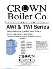crown boiler awi095 manuals Lochinvar Wiring Diagram