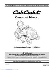 cub cadet ltx 1050 manuals rh manualslib com cub cadet owners manual ltx 1050 Cub Cadet LTX 1050 Blades