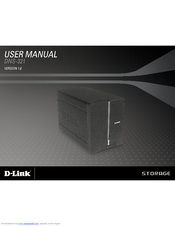 D-Link DNS-321 - Network Storage Enclosure Hard Drive Array User Manual