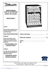 danby silhouette dwc516bls manuals rh manualslib com