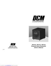 dcm tb1212 manuals rh manualslib com Theater Manuqal Theater Manuqal