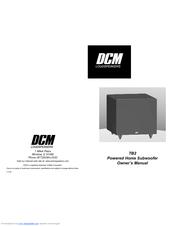 dcm tb1 manuals rh manualslib com Home Theater Drawings Home Theater Design Tools