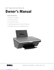 DELL PHOTO AIO 942 PRINTER WINDOWS 8 X64 TREIBER