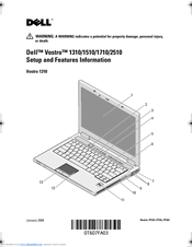dell vostro 1710 manuals rh manualslib com dell 1710n service manual dell 1710n service manual
