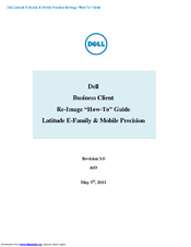 Dell A03 How-to Manual