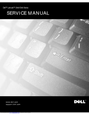 Dell C600 - Latitude Intel P-4 1.4GHz Service Manual