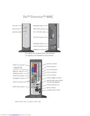 dell dimension 4600c manuals rh manualslib com dell dimension 4600 user manual Dell Dimension 3000