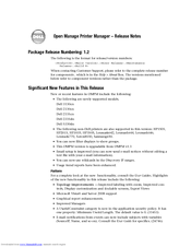 Dell 5330dn - Workgroup Laser Printer B/W Release Notes