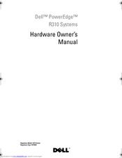 Dell PowerEdge R310 Manuals