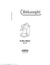delonghi ec 685 manual pdf