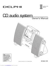 delphi sa10034 xm skyfi cd audio system boombox manuals rh manualslib com Delphi XM Accessories delphi xm skyfi manual