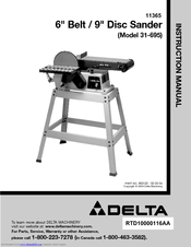 Tremendous Delta Model 31 695 Instruction Manual Pdf Download Gmtry Best Dining Table And Chair Ideas Images Gmtryco