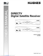 hughes directv gaeb0 manuals rh manualslib com directv dvr owners manual directv owner's manual
