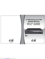 dish network vip 922 slingloaded manuals rh manualslib com dish vip 922 manual pdf ViP 922 Receiver