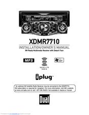 dual iplug xdmr7710 manuals rh manualslib com
