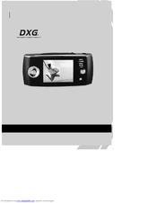 Dxg 5. 1 megapixel digital camcorder manual.