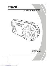 Dxg model 568 digital camera manual xsonararchive.