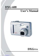 dxg 608 user manual pdf download rh manualslib com Fujifilm FinePix Camera Manual Kodak EasyShare Camera Manual