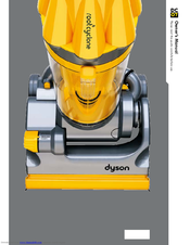 dyson dc05 cleaning instructions