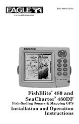 eagle fishelite 480 installation and operation instructions manual pdf  download