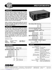 eaw kf760 manuals rh manualslib com