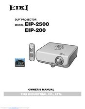 eiki eip 200 manuals rh manualslib com