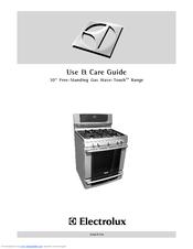 electrolux ew30gf65gs 30 gas range manuals rh manualslib com Electrolux Oven Parts Electrolux Ovens Problems