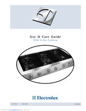 Electrolux 5995447090E36GC76EPS Use And Care Manual