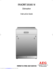 aeg electrolux favorit 35085 vi manuals rh manualslib com