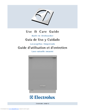 Electrolux 154743901 Use & Care Manual