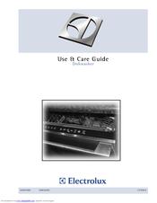 electrolux edw5505eps icon dishwasher manuals rh manualslib com Electrolux Dishwasher Lights Flashing Electrolux Icon Dishwasher Manual