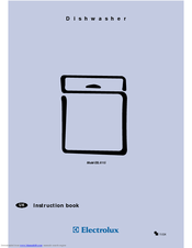 electrolux esl 6115 manuals rh manualslib com Electrolux Olympia Vacuum Parts Electrolux Canister Vacuum Wiring
