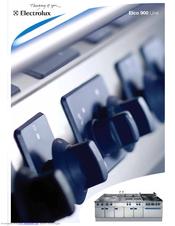 electrolux elco 900 series manuals rh manualslib com Repair Appliances Yourself Appliance Manuals Amalfi