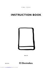 Electrolux ERU 13400 Instruction Book