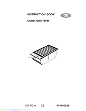 AEG Combi Grill Fryer Instruction Book