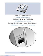 Electrolux E23CS78GPS Refrigerator Use & Care Manual