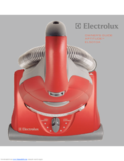Electrolux EL5010 - Aptitude Quiet Upright Vacuum Cleaner Owner's Manual
