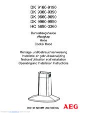 Nye Aeg DK 9690 Manuals GC-48