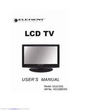 element 32le30q manuals rh manualslib com Foto De TV 32' Element Element 32 Inch
