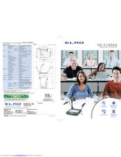elmo hv 5100xg manuals rh manualslib com