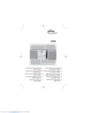 Elta 2309 Specification Sheet