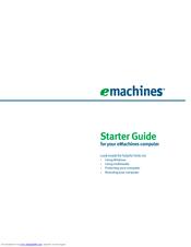 emachines et manuals
