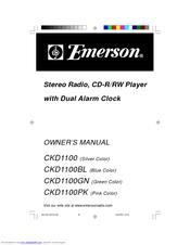 emerson ckd1100 ckd1100bl ckd1100gn manuals rh manualslib com