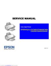 epson stylus cx8400 series manuals rh manualslib com Epson Stylus CX8400 Installation Software Epson Stylus CX8400 Installation Software