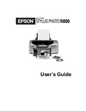 epson stylus photo r800 user manual pdf download rh manualslib com epson r800 service manual epson r1800 manual cleaning