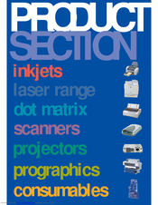 Epson 1260 - Perfection Scanner Brochure & Specs