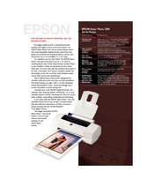 Epson Perfection 1200PHOTO Brochure & Specs