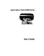 epson r1900 stylus photo color inkjet printer manuals rh manualslib com epson stylus photo r1900 printer driver mac Epson Stylus Photo Printers 300R